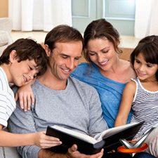 Mieć więcej wolnego czasu dla mnie i dla rodziny